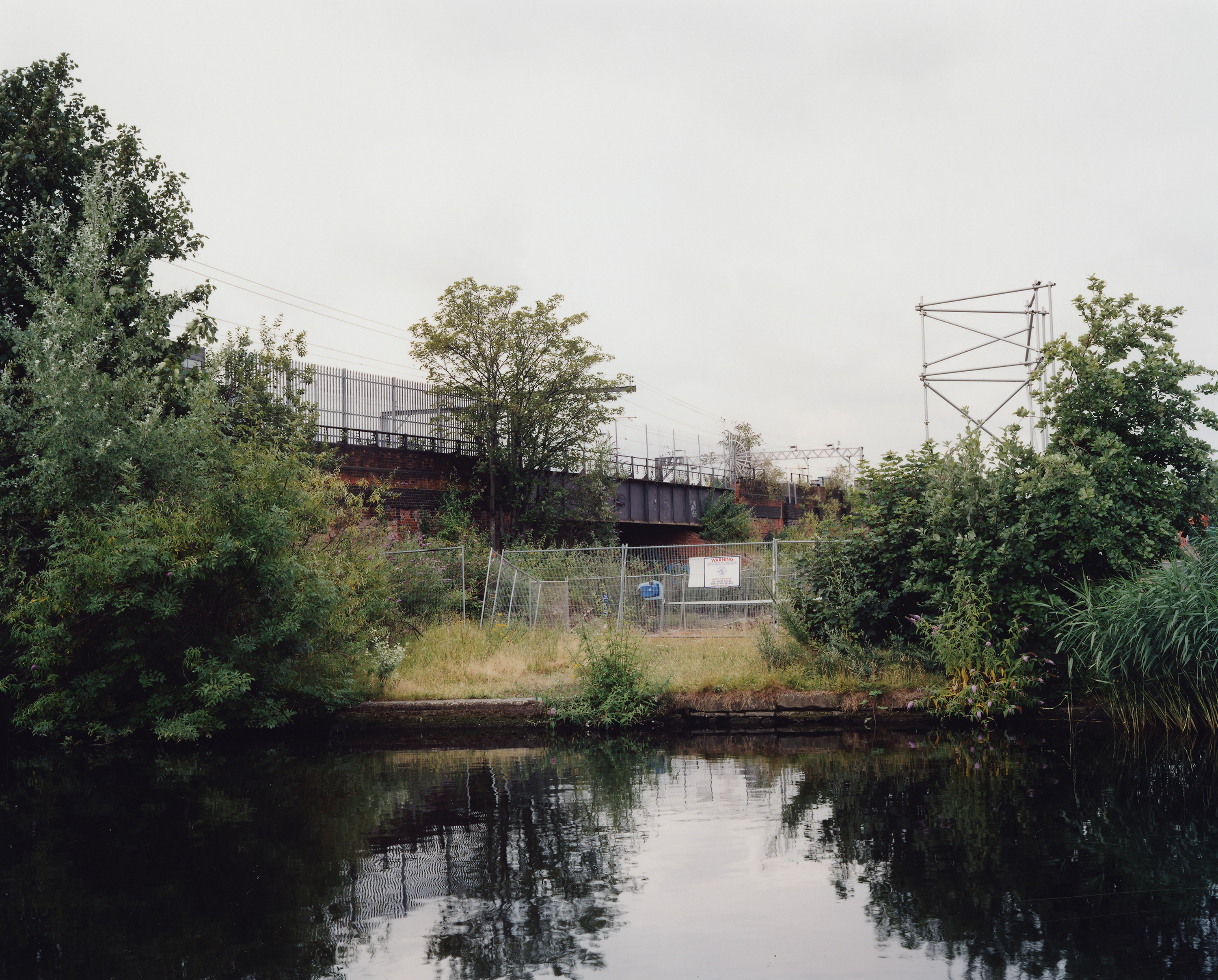 Contemporary Landscape and London's East End