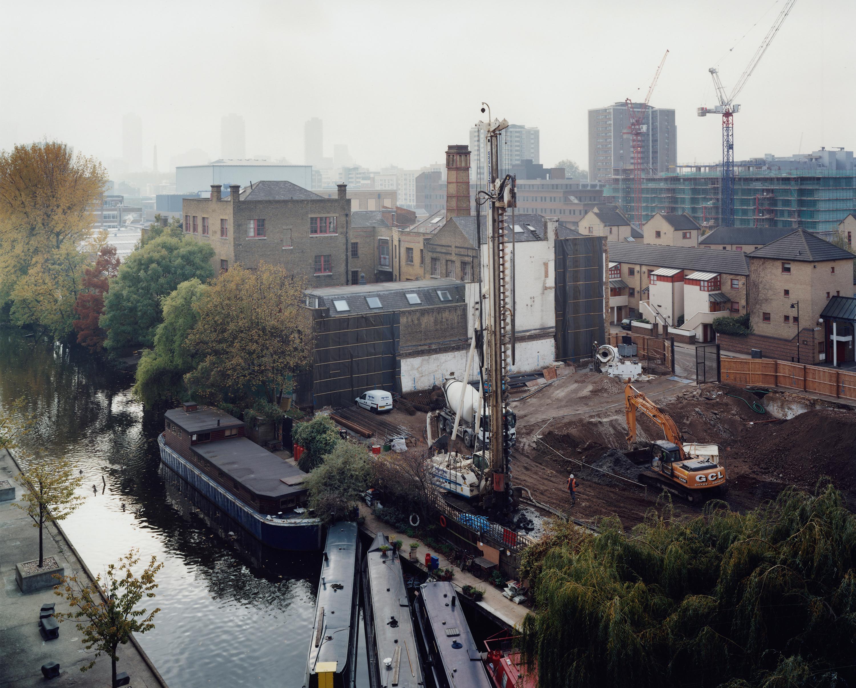 Contemporary Urban Landscape Photography