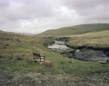 Bench, Elan Valley, Powys, Wales 2015
